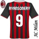 Milan jersey