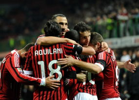 Milan Bantai Palermo 3-0